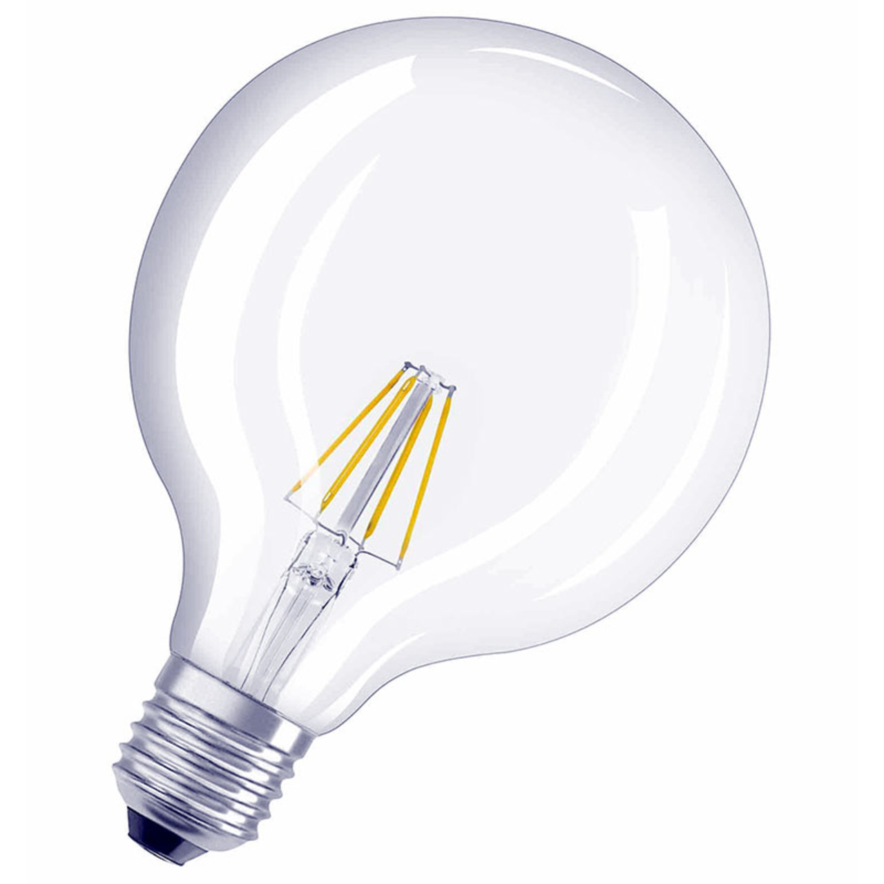 OSRAM LED RETRO 6-5-W-Globe-LED-Lampe E27- warmweiss