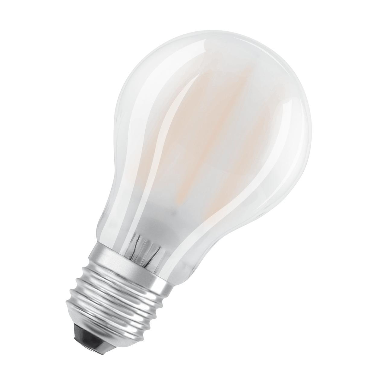 OSRAM LED STAR RETROFIT 10-W-Filament-LED-Lampe E27- matt