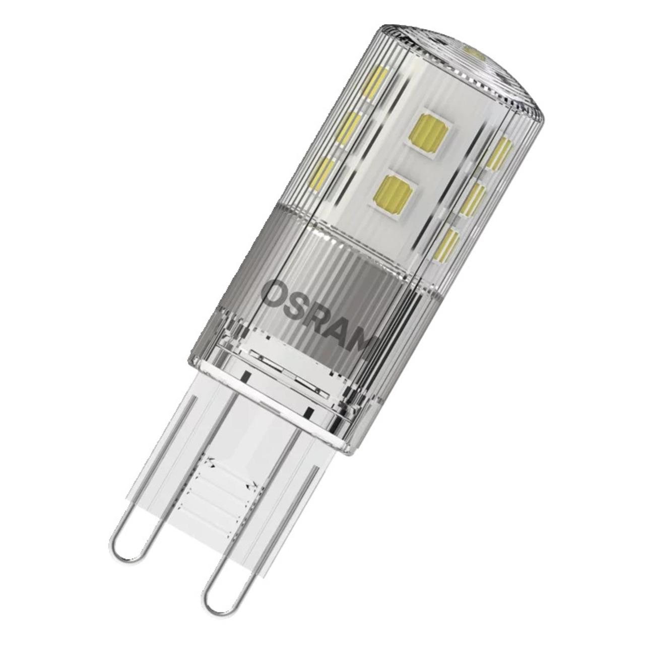 OSRAM LED SUPERSTAR 3-5-W-G9-LED-Lampe- matt- dimmbar