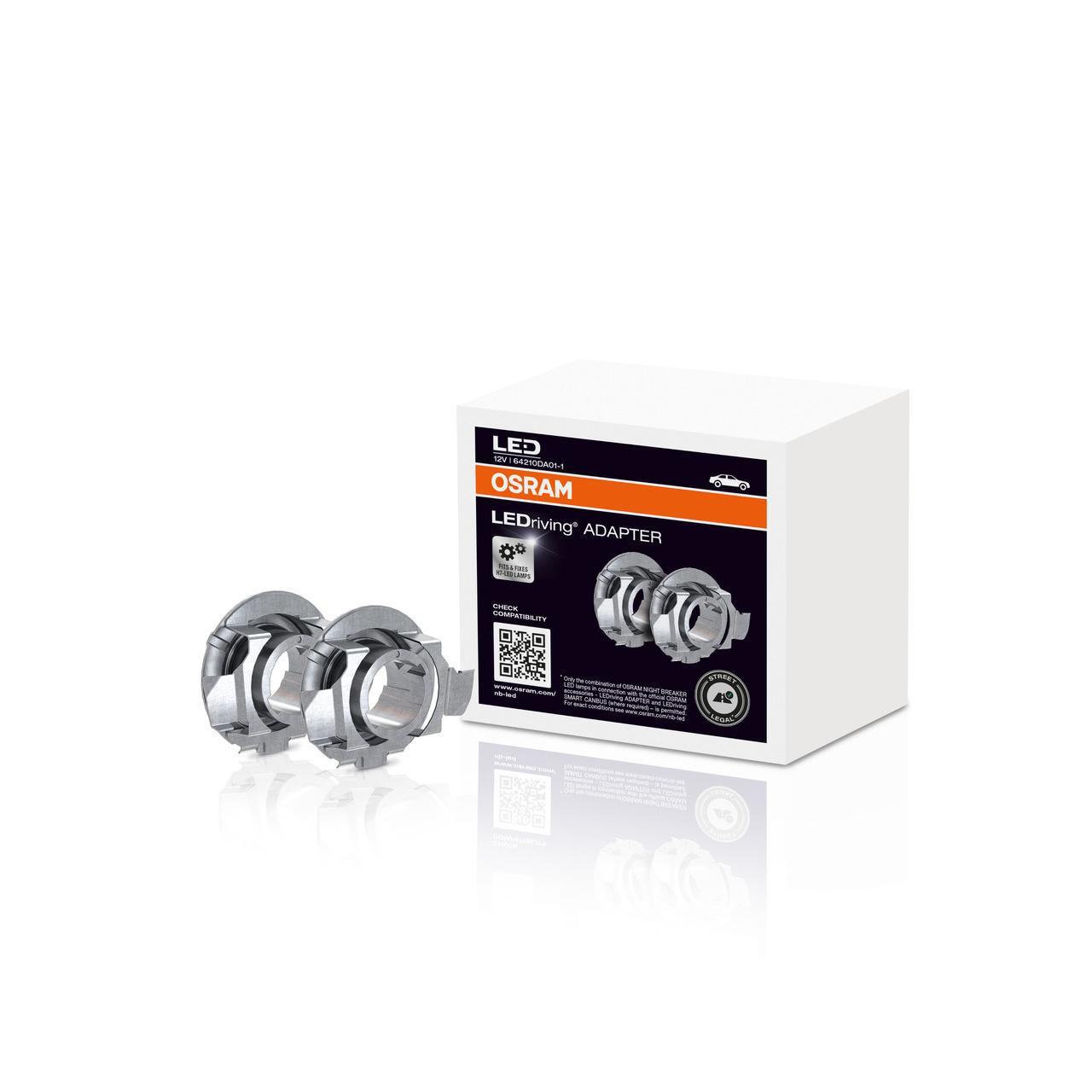 OSRAM LEDriving Adapter DA01-1 für H7-LED-Nachrüstlampe NIGHT BREAKER(R) LED