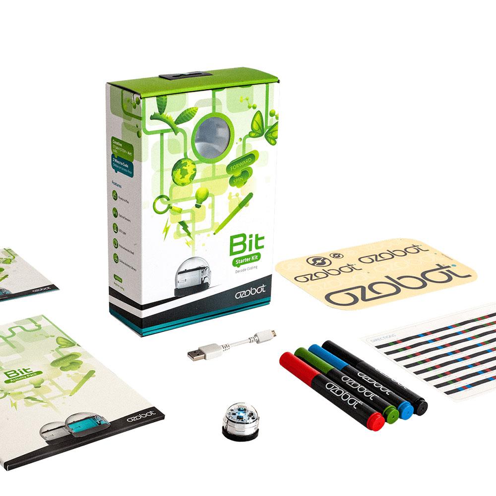 Ozobot Bit 2-0 Starter Pack (Weiss)