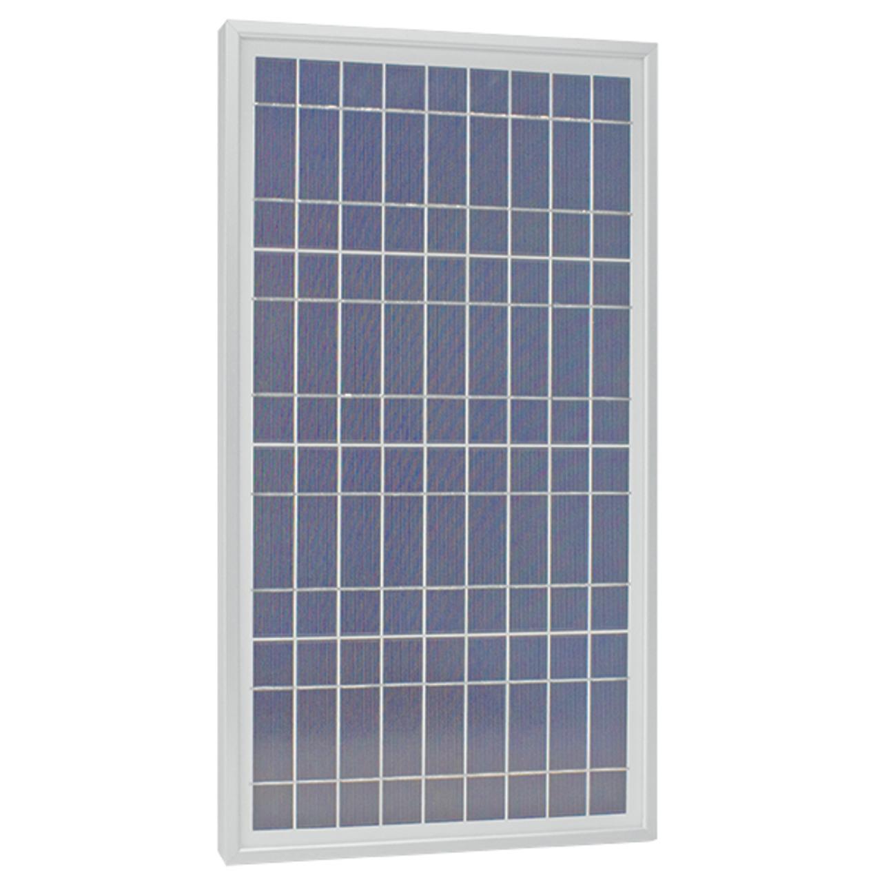 Phaesun Monokristalline Solarmodul Sun Plus 20 S- 12 V- 20 W