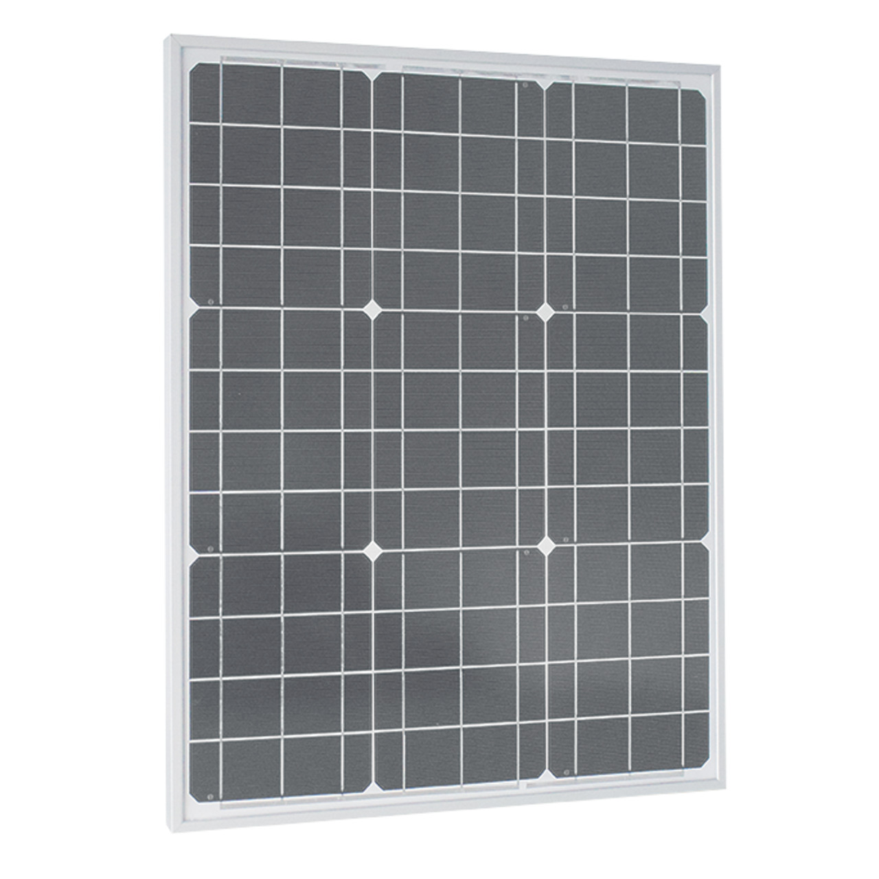Phaesun Monokristalline Solarmodul Sun Plus 50 S- 12 V- 50 W