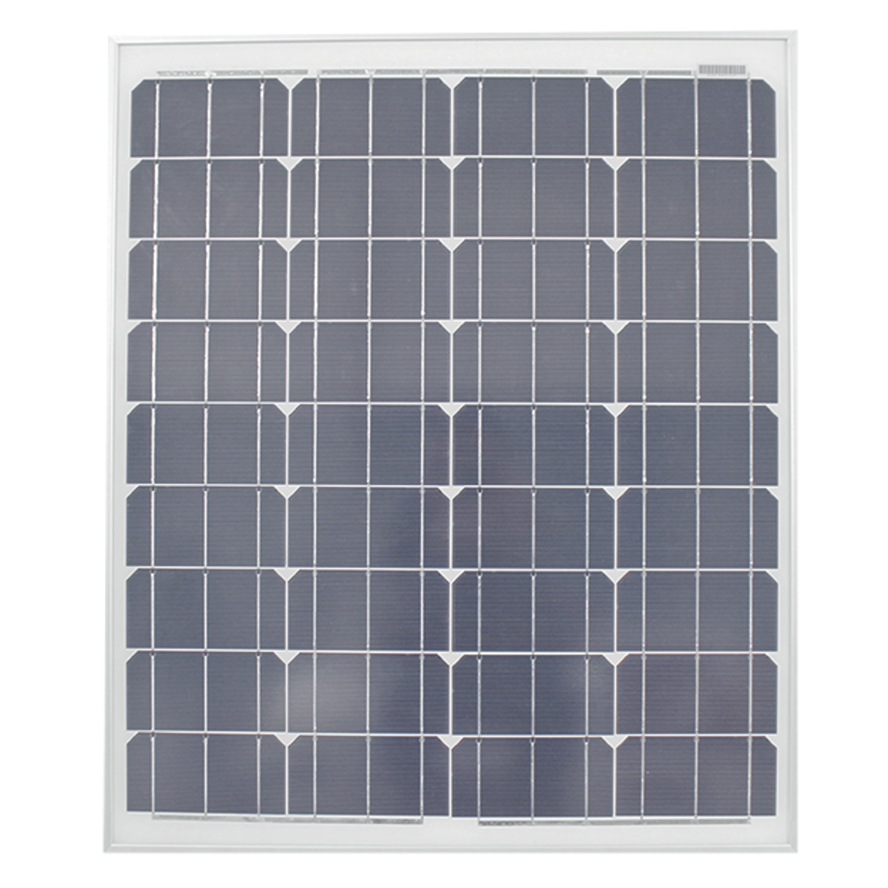 Phaesun Monokristalline Solarmodul Sun Plus 80- 12 V- 80 W