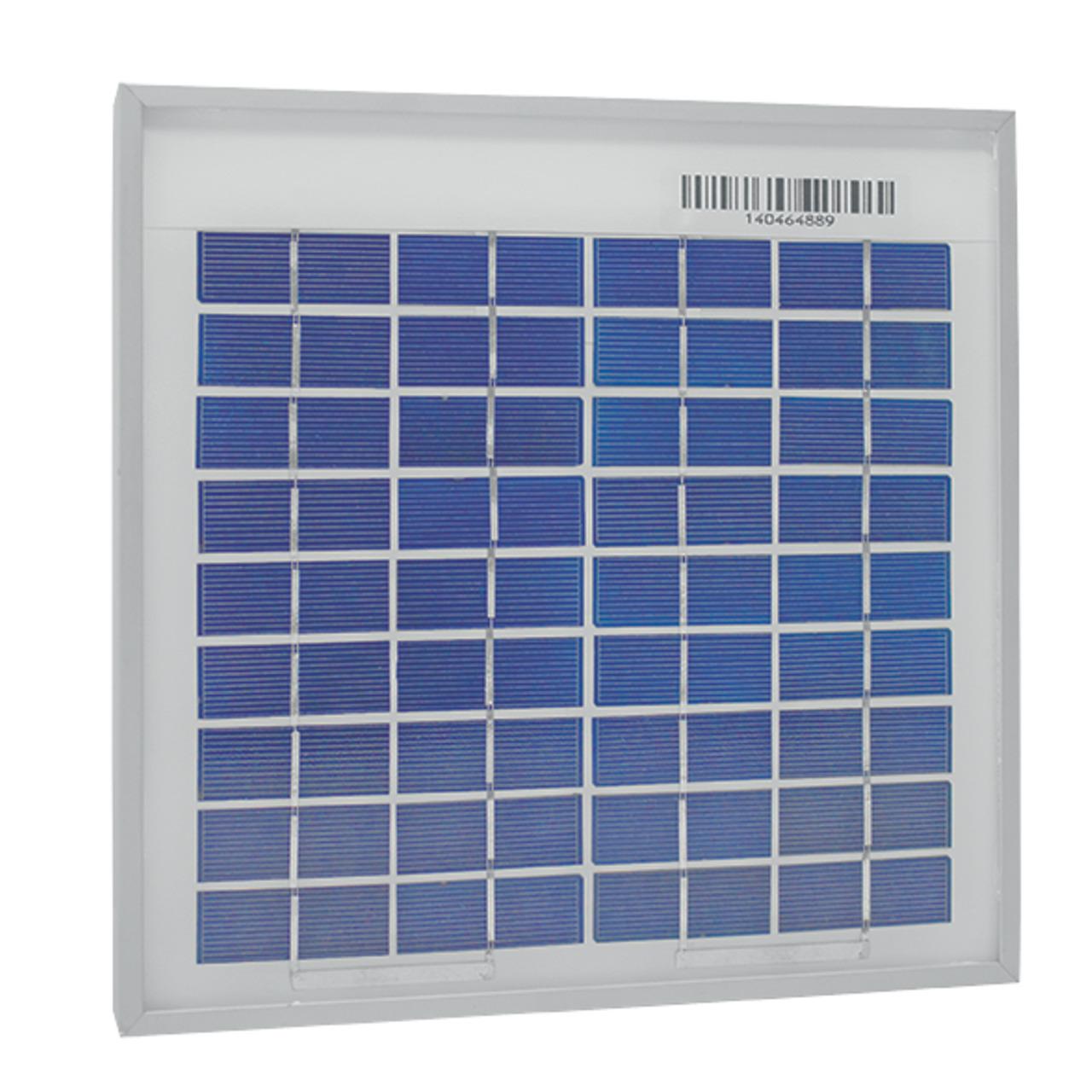 Phaesun Polykristalline Solarmodul Sun Plus 5- 12 V- 5 W
