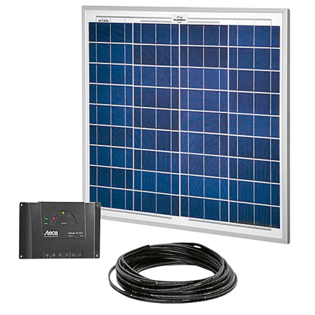 Phaesun Solar Komplett-Set Solar Up One- 50 W- 12 V