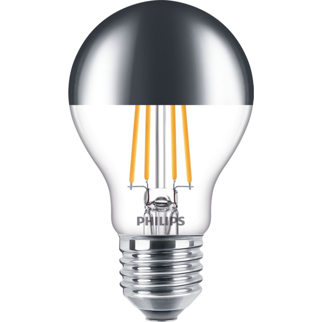 Philips 7-2-W-LED-Spiegelkopflampe E27- dimmbar- warmweiss