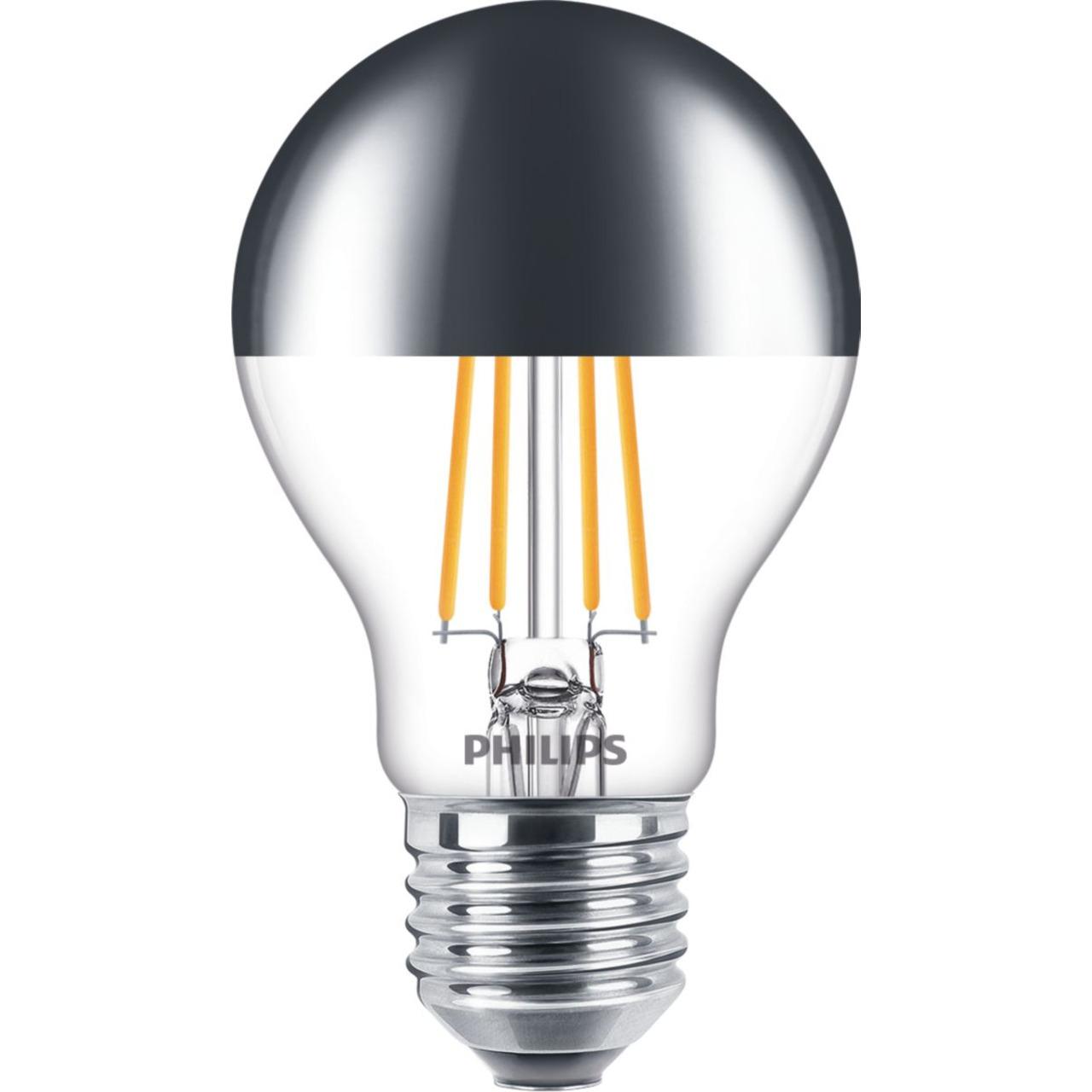 Philips 7-5-W-LED-Spiegelkopflampe E27- dimmbar