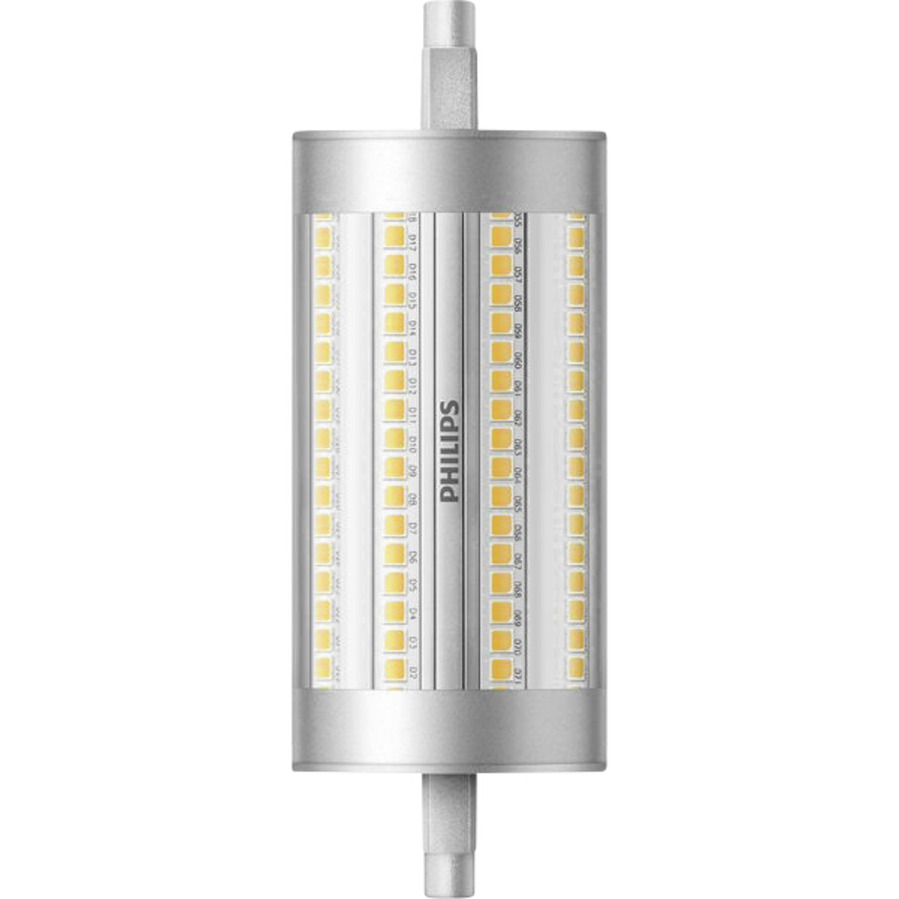 Philips CorePro LED 17-5-W-R7s-LED-Lampe- 118 mm- warmweiund-223 - dimmbar