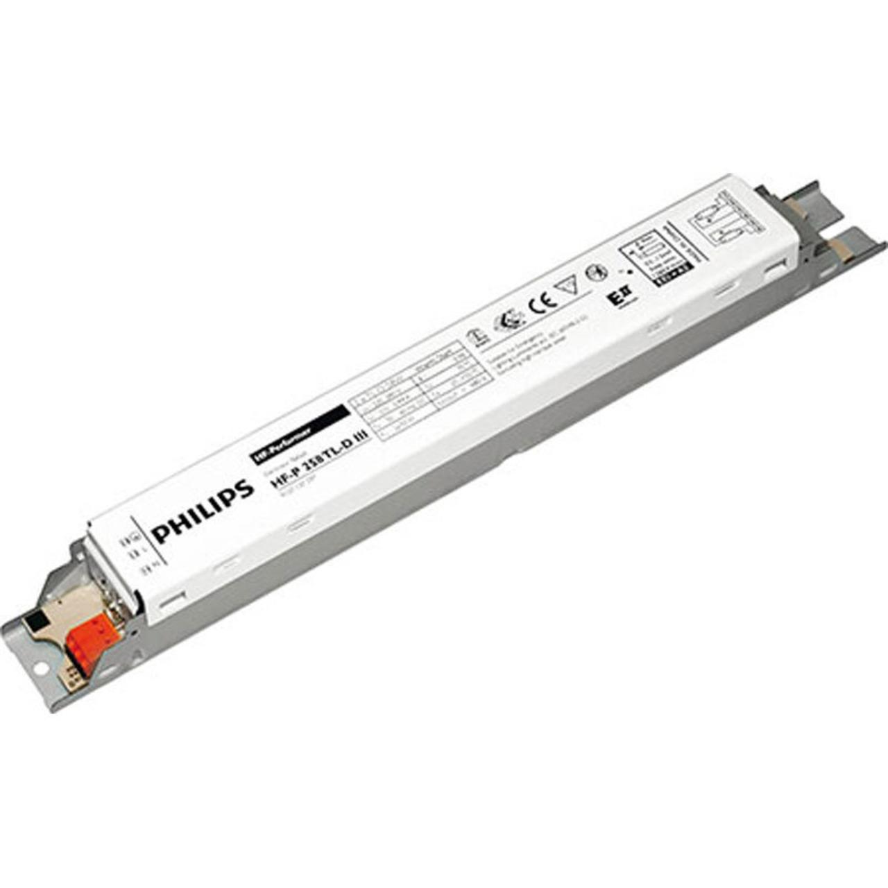 Philips Elektronisches Vorschaltgerund-228 t HF-P 258 TL-D- nicht dimmbar- 2x 58 W
