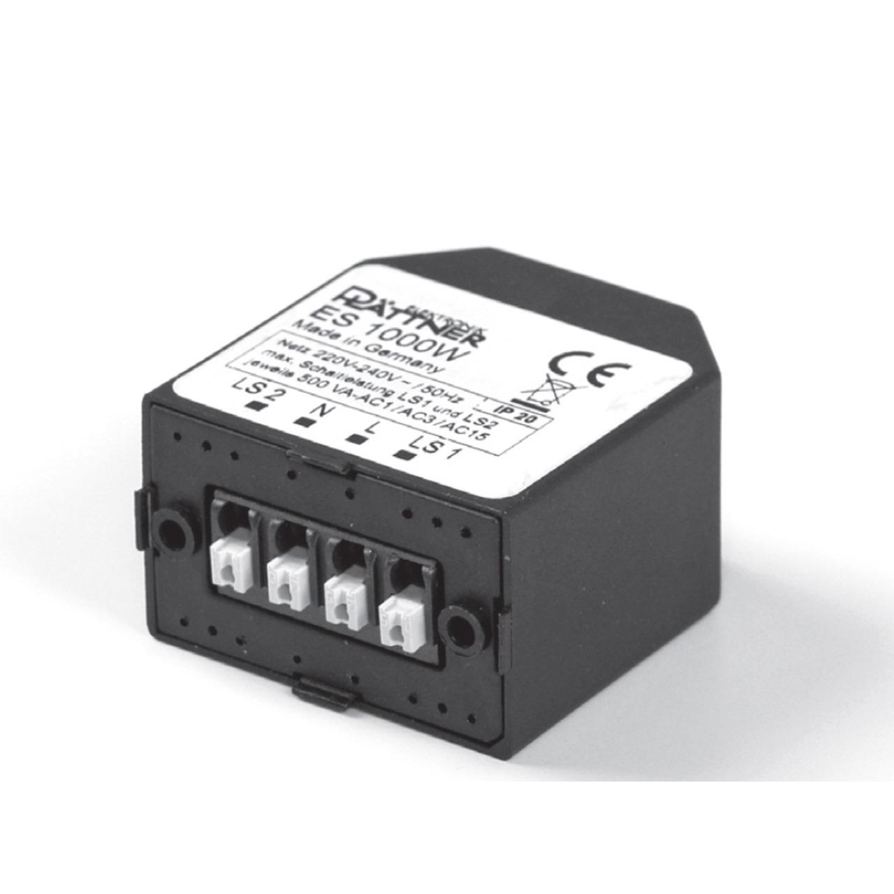Plättner Elektronik ES1000W Elektronischer Serienschalter
