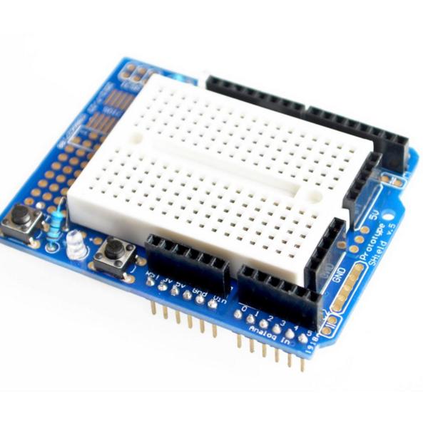 Prototyping Shield V5 für Arduino Uno