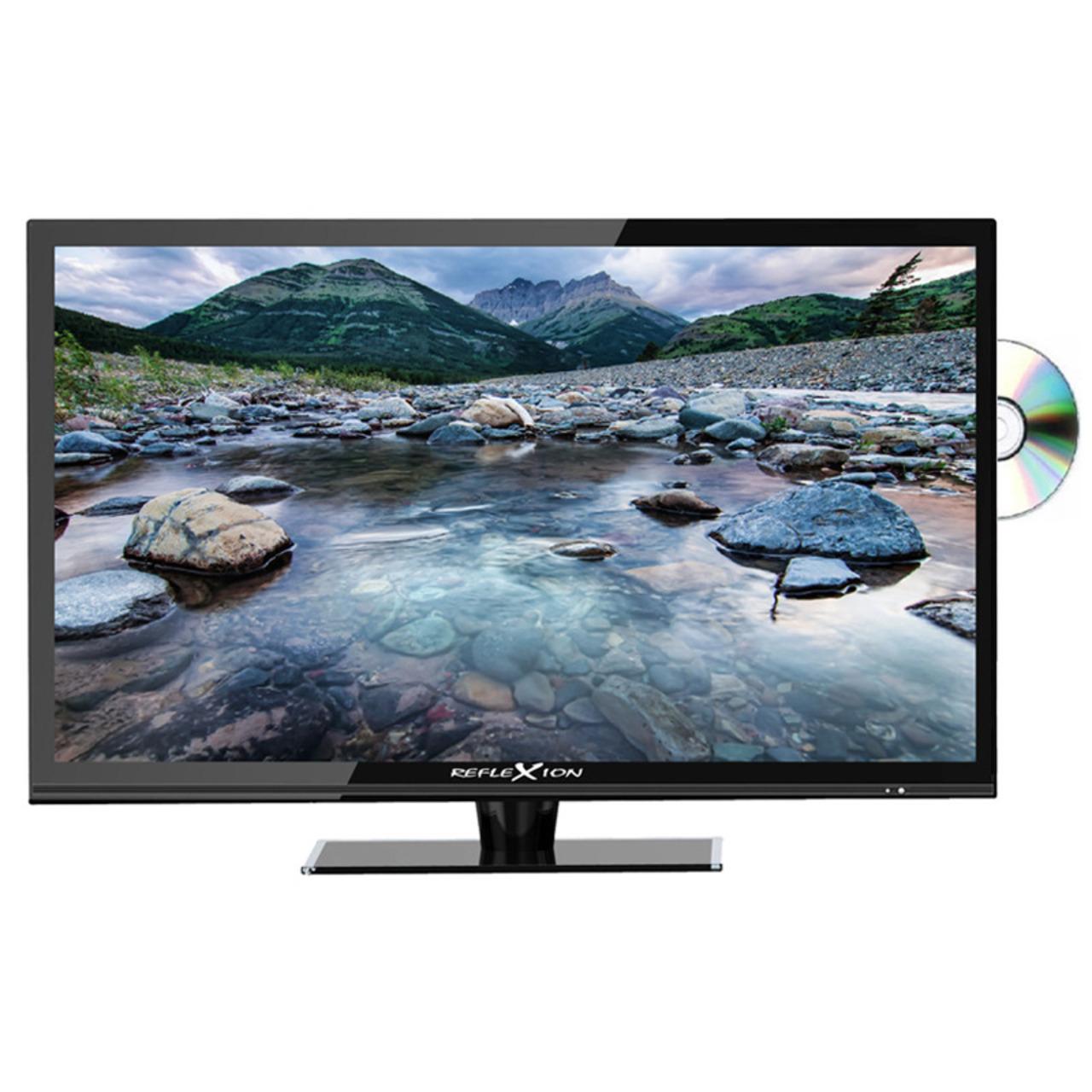 Reflexion 5-in-1-LED-TV LDDW160- 40 cm (15-6)- DVD-Player- DVB-S-S2-C-T-T2- H-265-HEVC- Full HD
