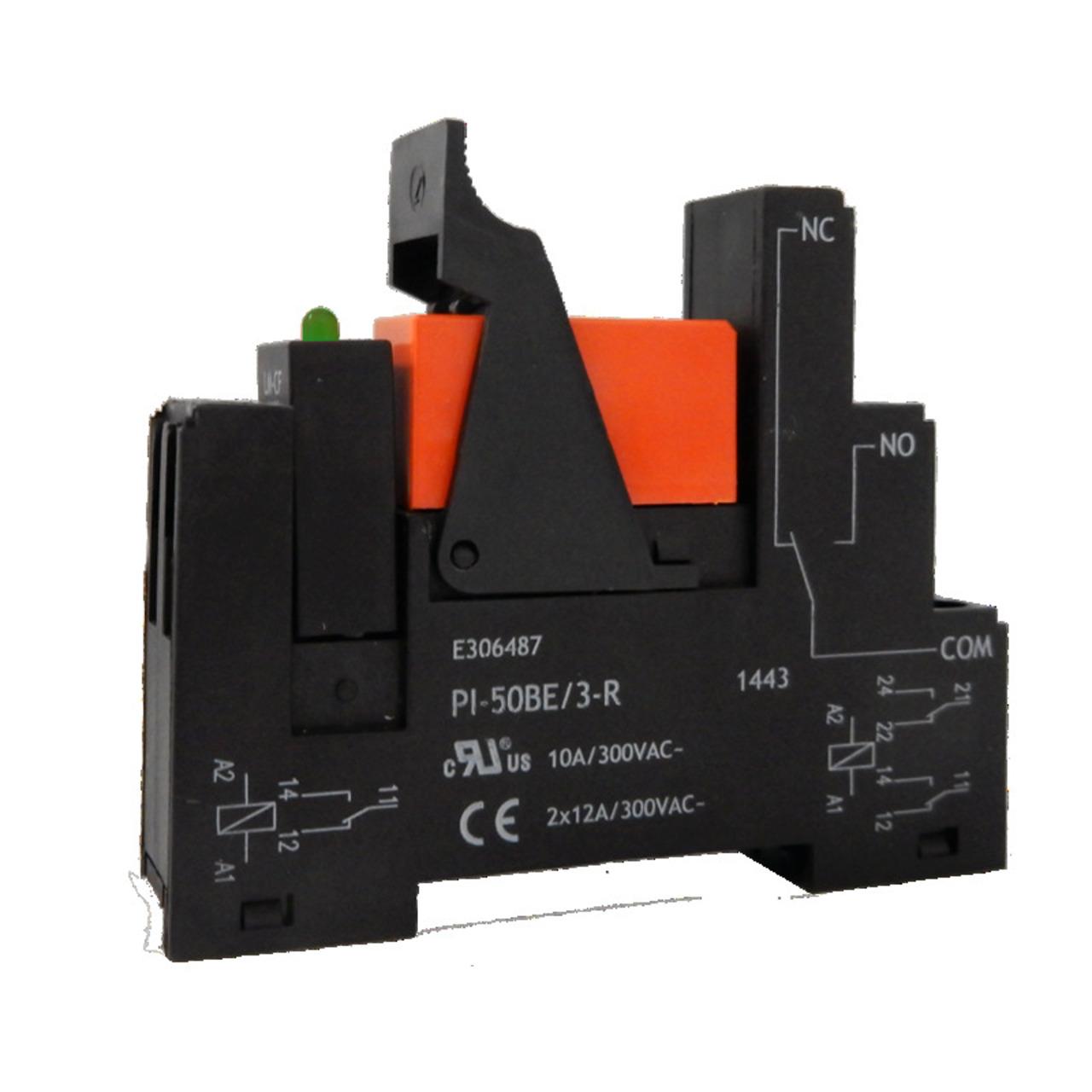 Relais- 230 V AC- 2 Wechsler- SHC123SA230G01