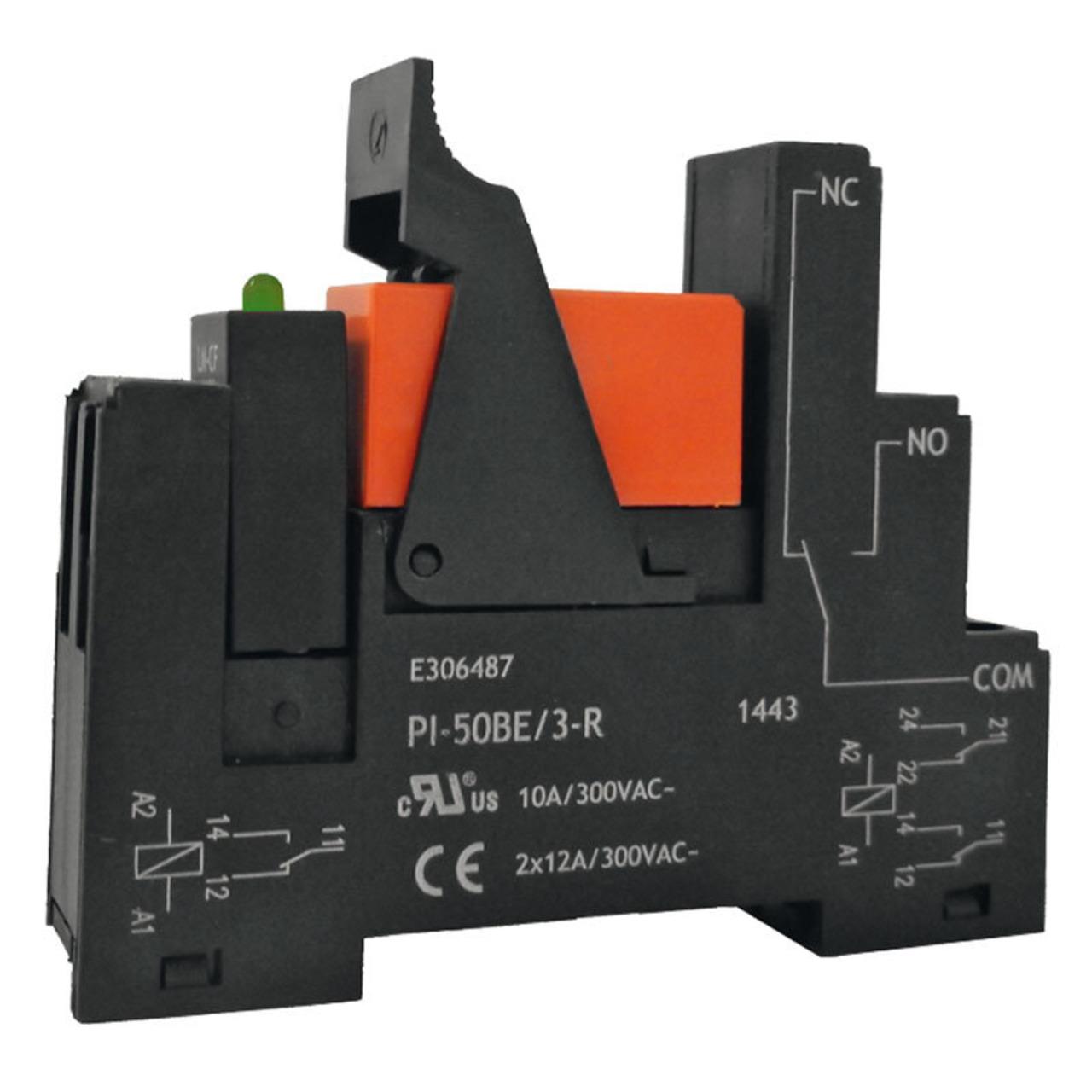 Relais- 24 V- 1 Wechsler- SHC113SD24R01