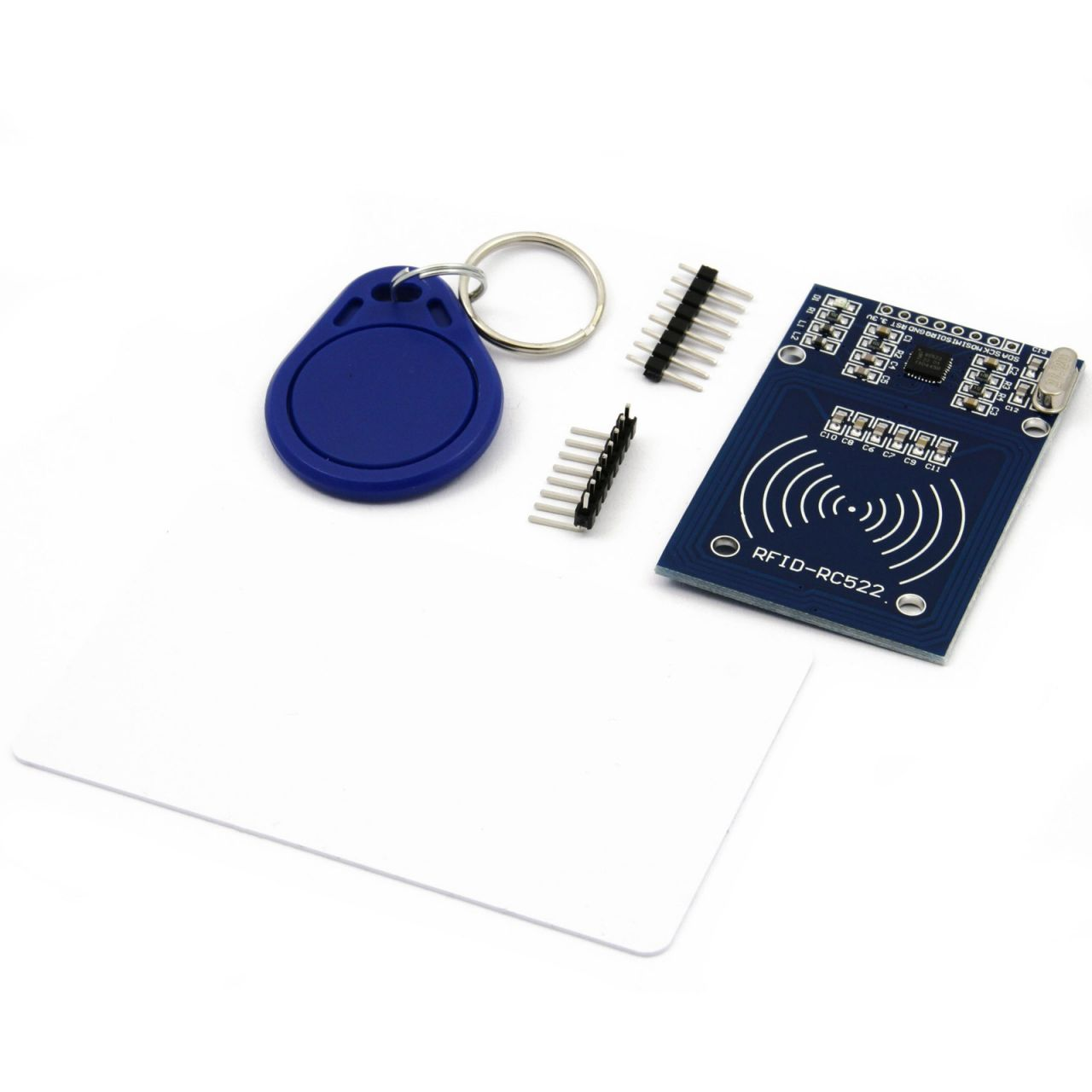 RFID Set MFRC522 - Kartenleser + Mifare Transponder-Karte