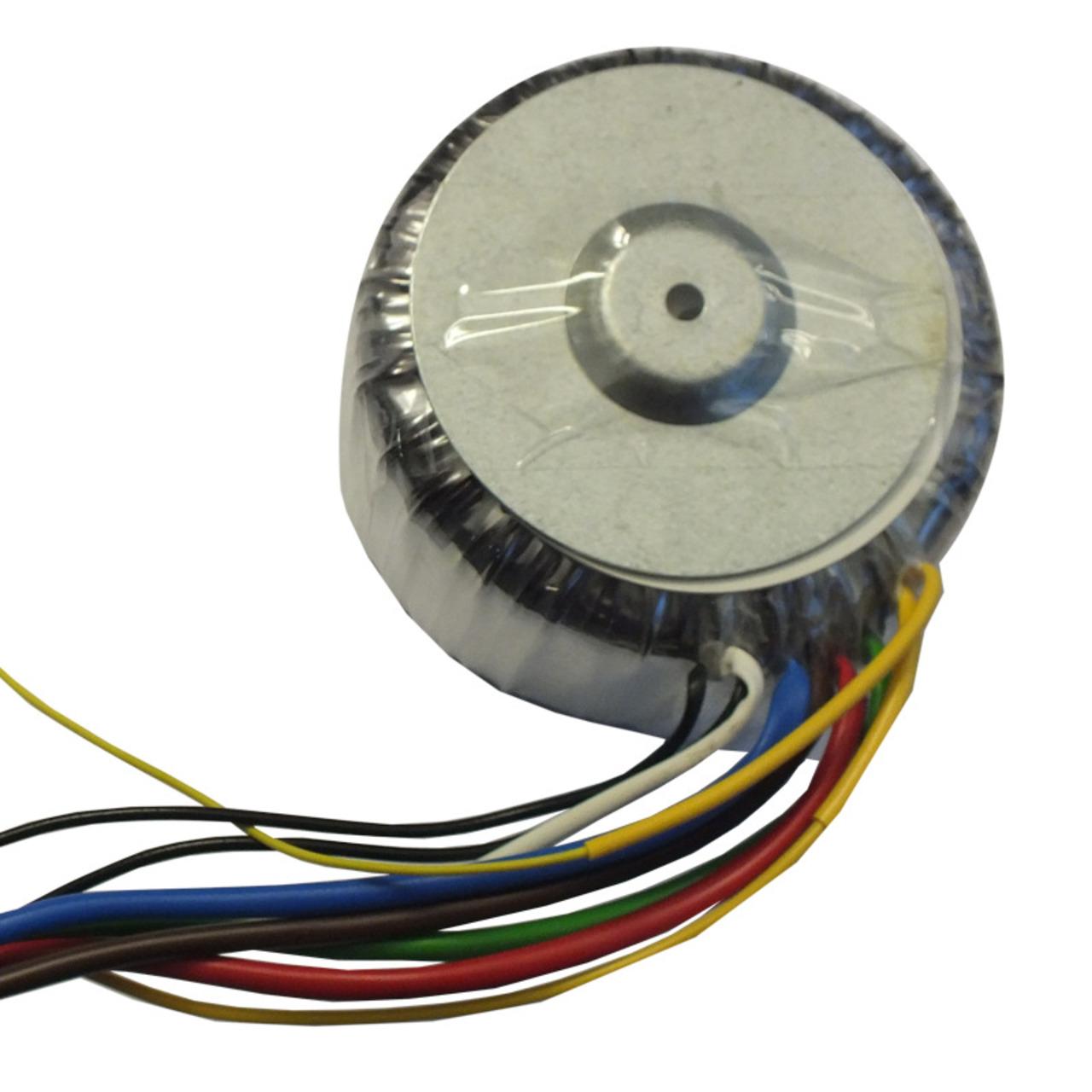 Ringkerntransformator PS9031- 440 VA- 2x 16 V- 13-5 A