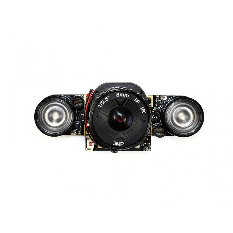 RPi IR-CUT Kamera mit Nachtsicht 5MP 3-3V 1080P