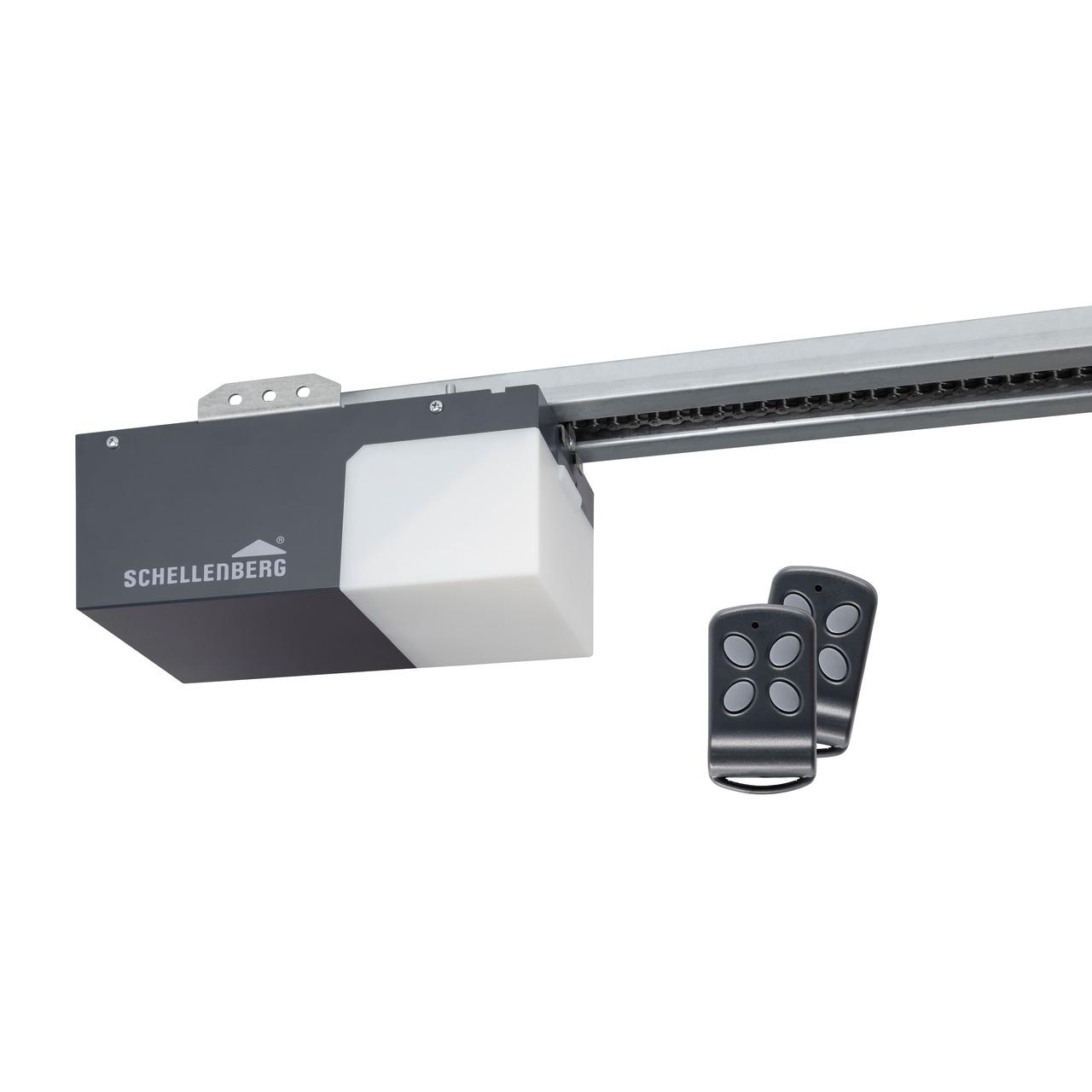 Schellenberg Garagentorantrieb DRIVE Action- 500 N- 433-92 MHz