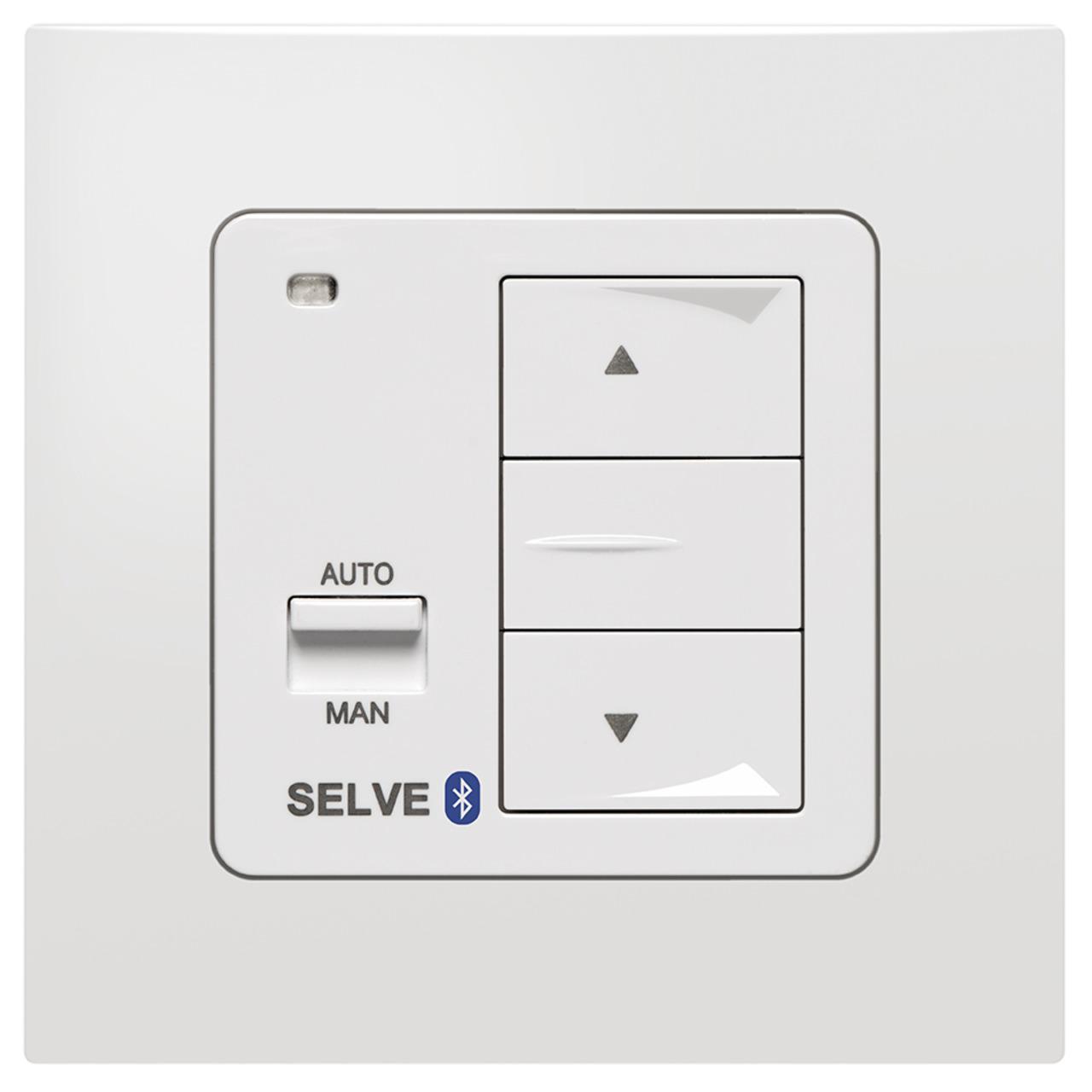Selve Bluetooth-Rollladen-Zeitschaltuhr commeo Timer BT- kostenlose App