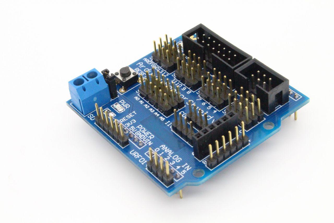 Sensor Shield V5-0 für Arduino UNO und Mega