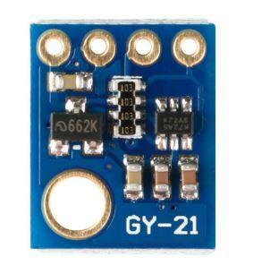 Si7021 (GY-21 ) Temperatur und Luftfeuchtigkeit Sensormodul