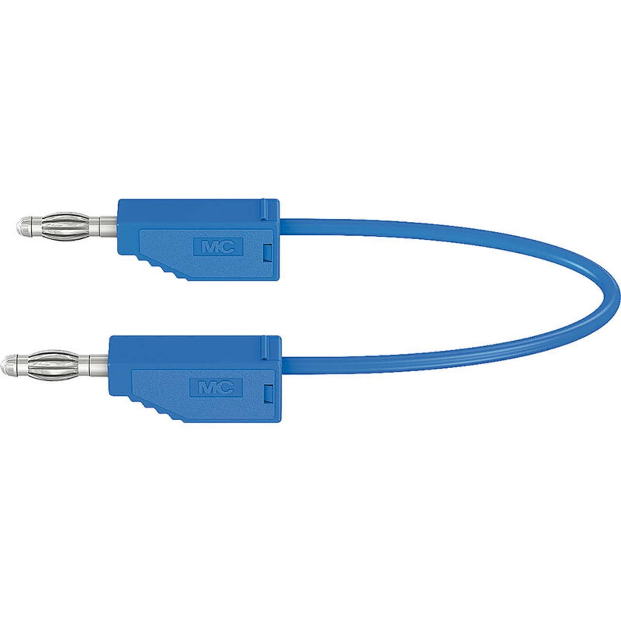 Silikon-Verbindungsleitungen LK425-A-SIL 4 mm- 30A- 2m- blau