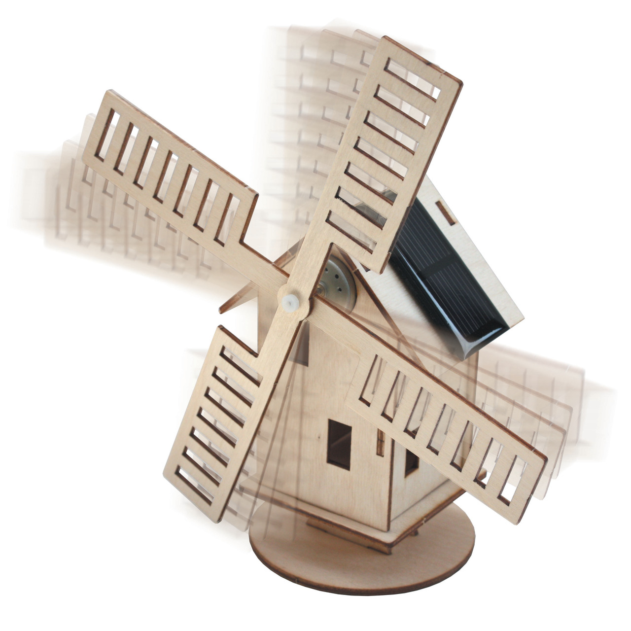 SOL-Expert Bausatz Solar Windmühle Holland