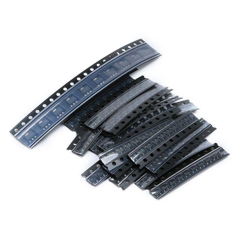 SOT-23 SMD Transistor Sortiment 180 Stück
