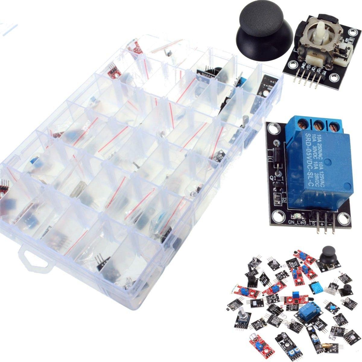 Starter Kit 37 Sensoren im Kunststoffkasten