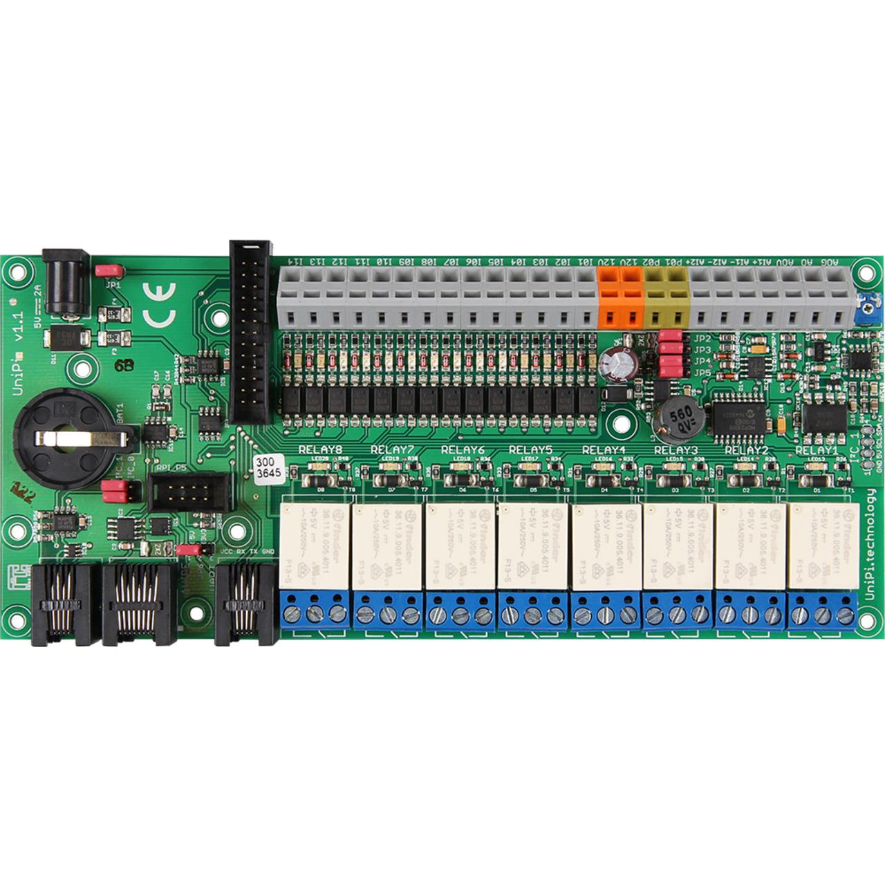 Steuerungsmodul UniPi für Raspberry Pi