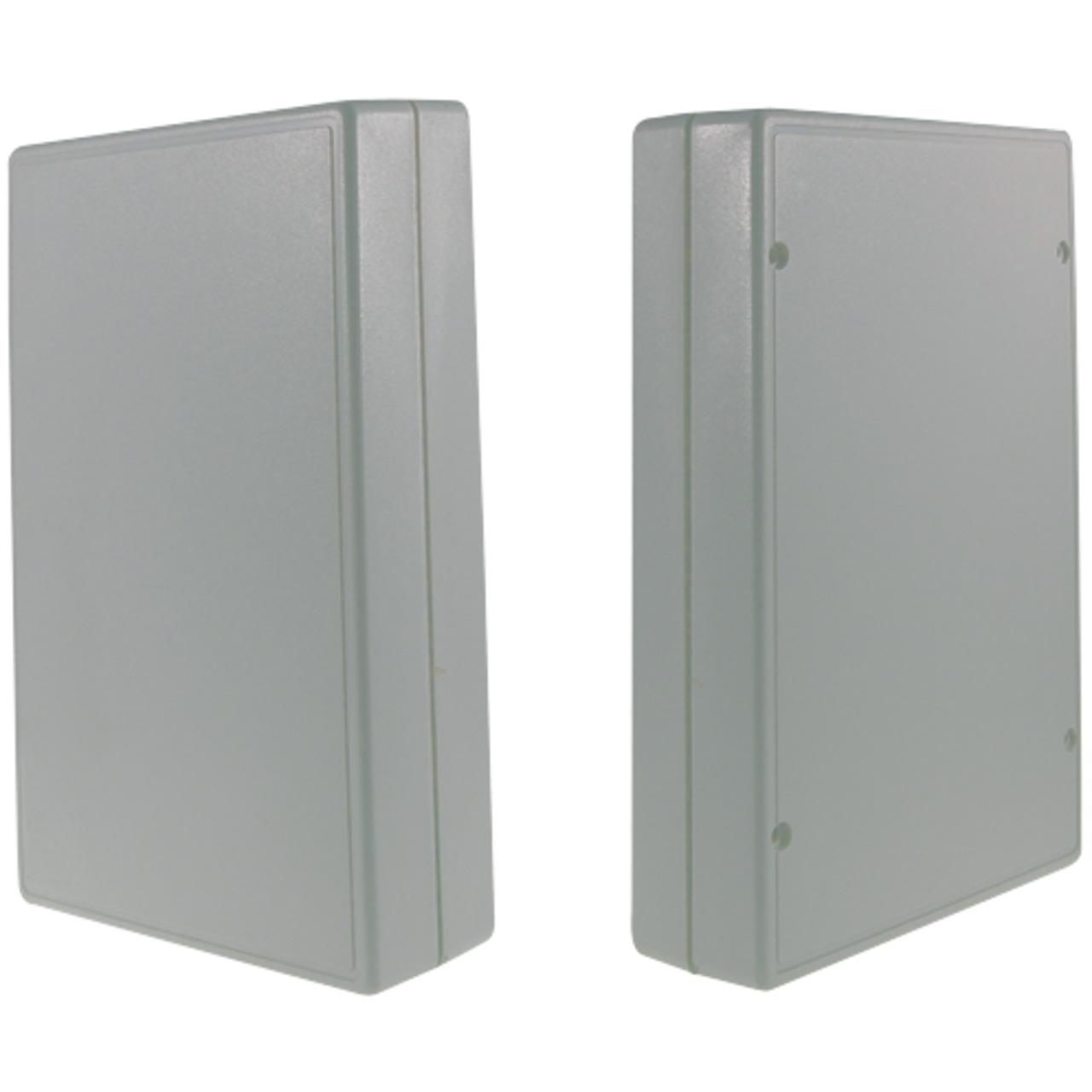 Strapubox Kunststoff-Gehäuse 2007 ABS 186 x 123 x 41 mm- schwarz
