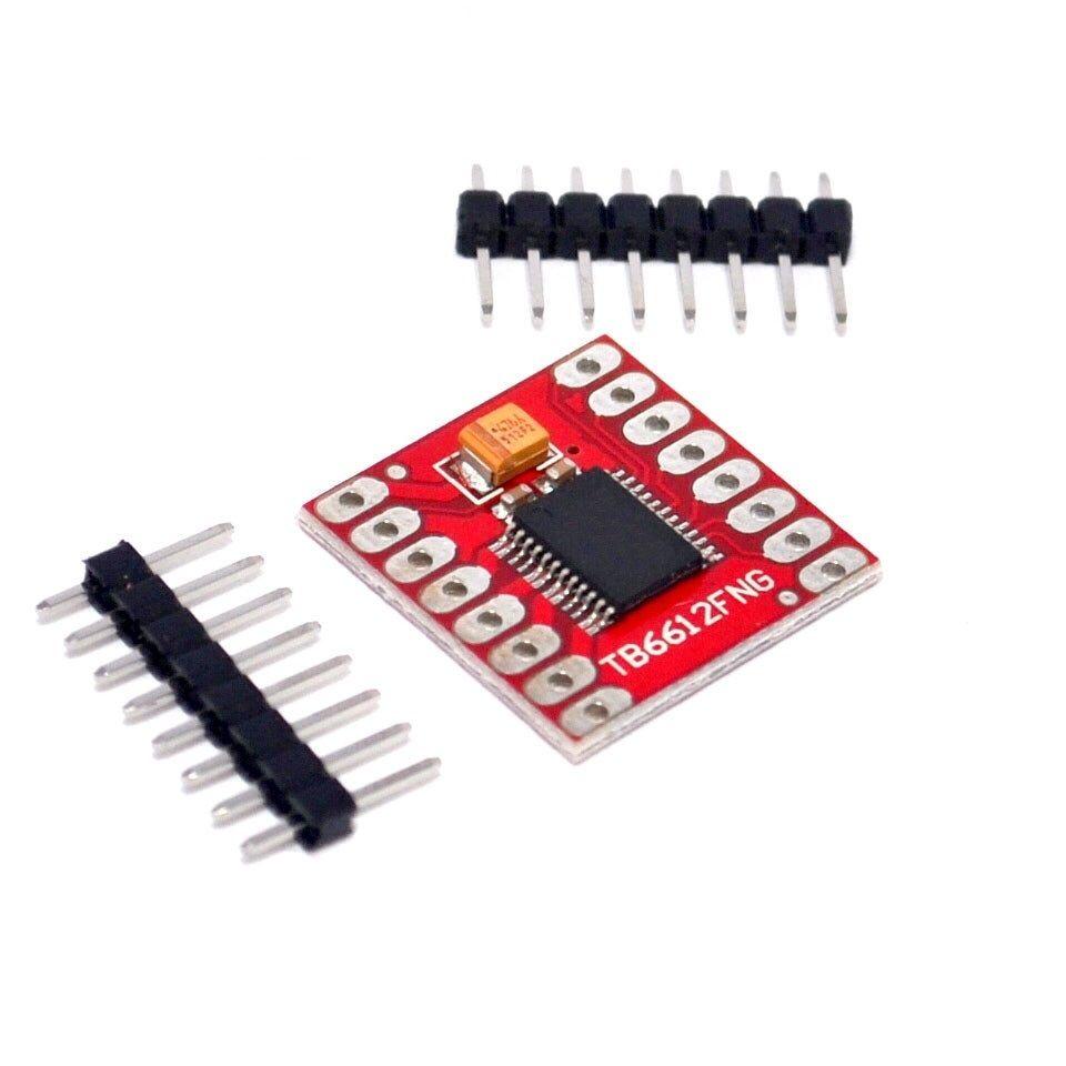 TB6612FNG Dual DC Motor Stepper Treiber Modul Board Controller für Arduino