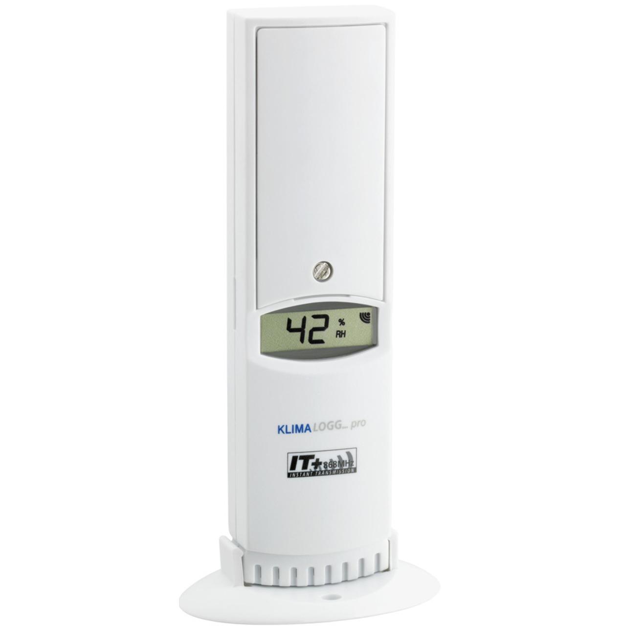 TFA Thermo-Hygrosender für Klimalogg PRO und Klima-Home- mit Displayanzeige