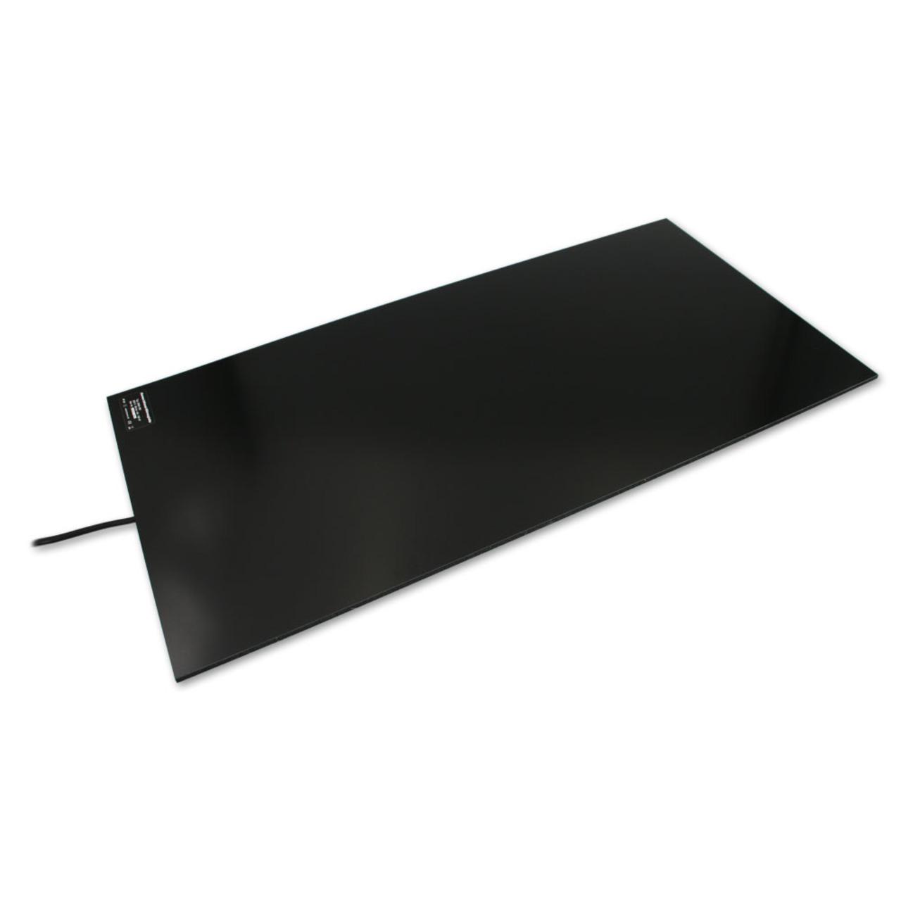 thermo 40 - 150 W Infrarot-Schreibtischheizung - Wärmeplatte