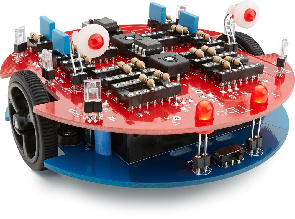 tinobo - Roboter-Bausatz
