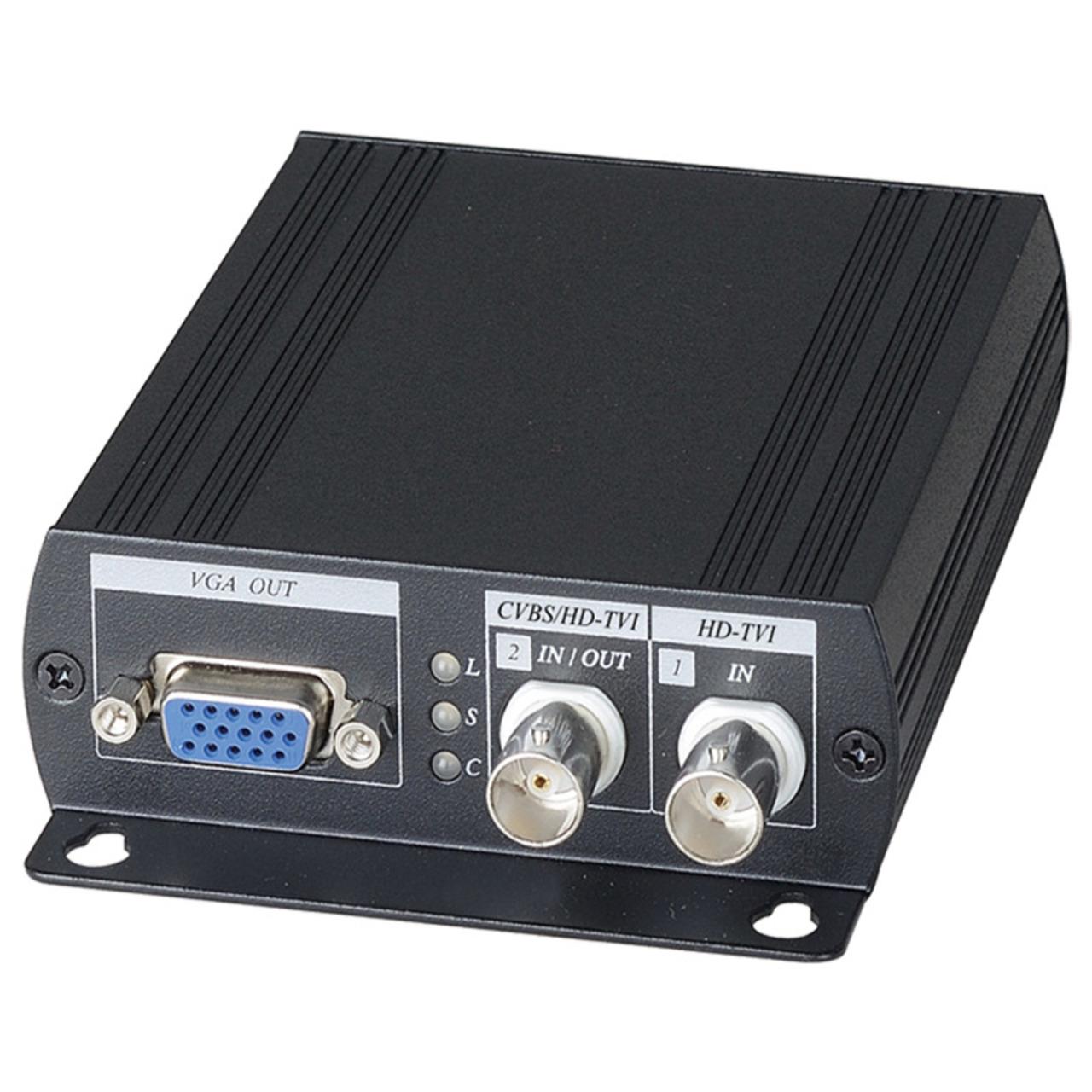 TVI- CVI und AHD-HDMI-Konverter