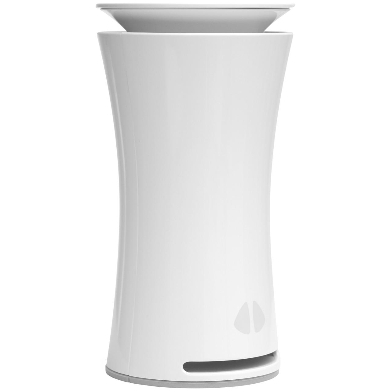 uHoo 9-in-1-Luftgütesensor mit App-Steuerung und CO2-Messung - kompatibel mit HmIP - HM über mediola