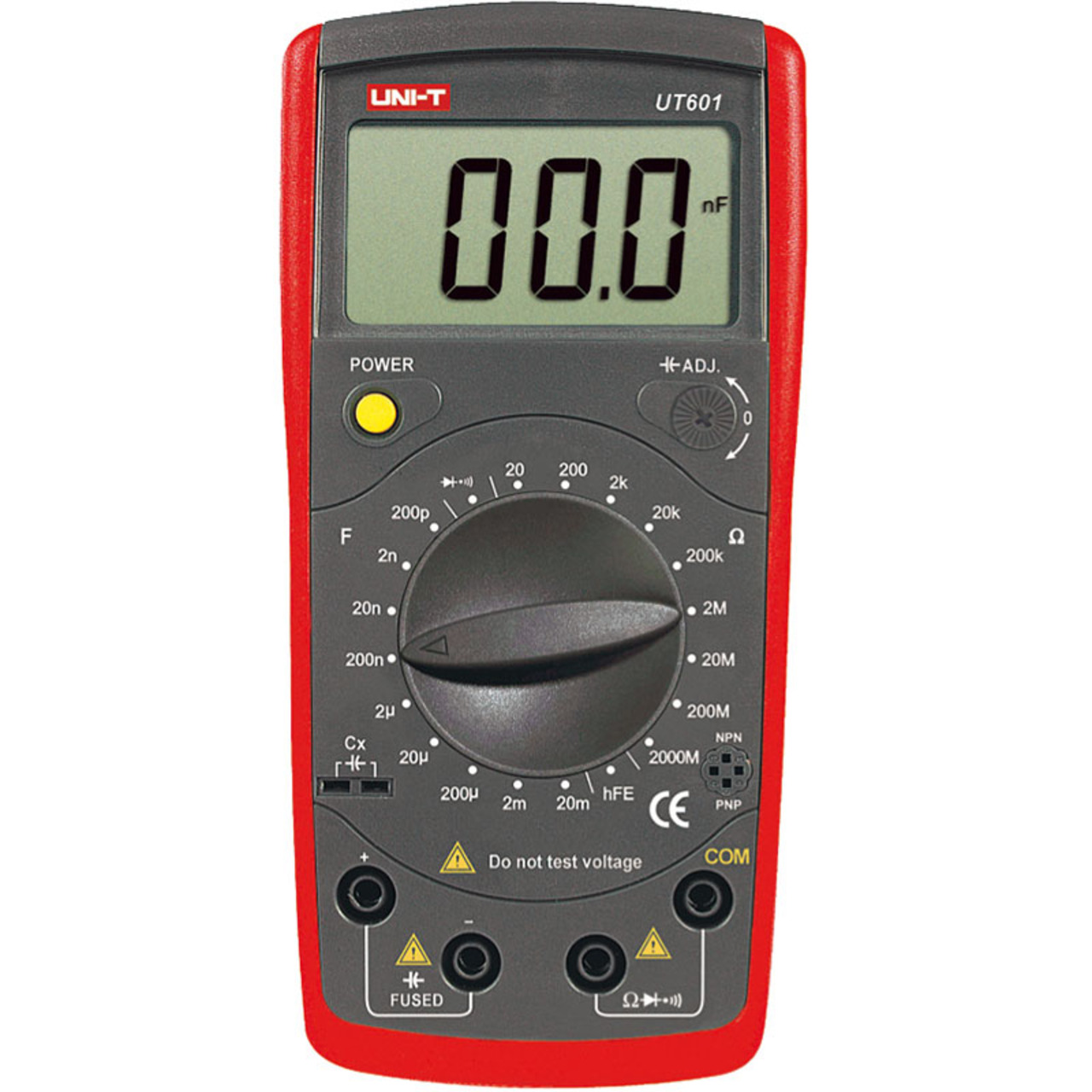 Uni-Trend RC-Digital-Messgerät UT 601