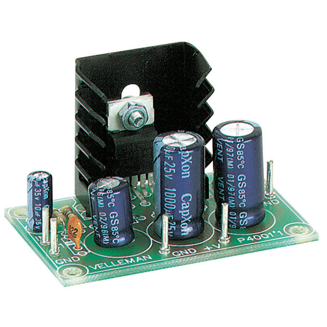 Velleman Bausatz K4001 7-W-Verstärker
