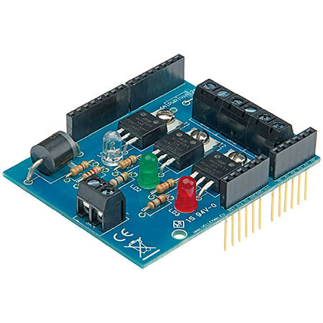Velleman Bausatz RGB-Shield für Arduino- KA01