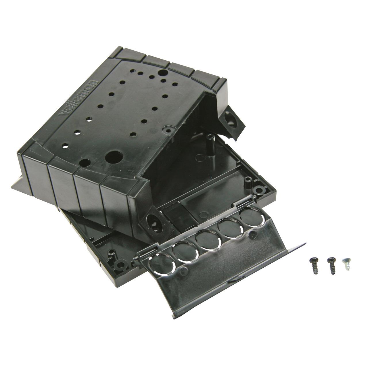 Velleman Gehund-228 use VPB108- 110 x 100 x 45 mm