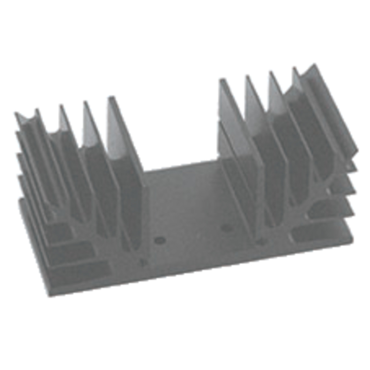 Velleman Kühlkörper mit spezieller Bohrung für VM113 - K8042- 80 x 40 mm