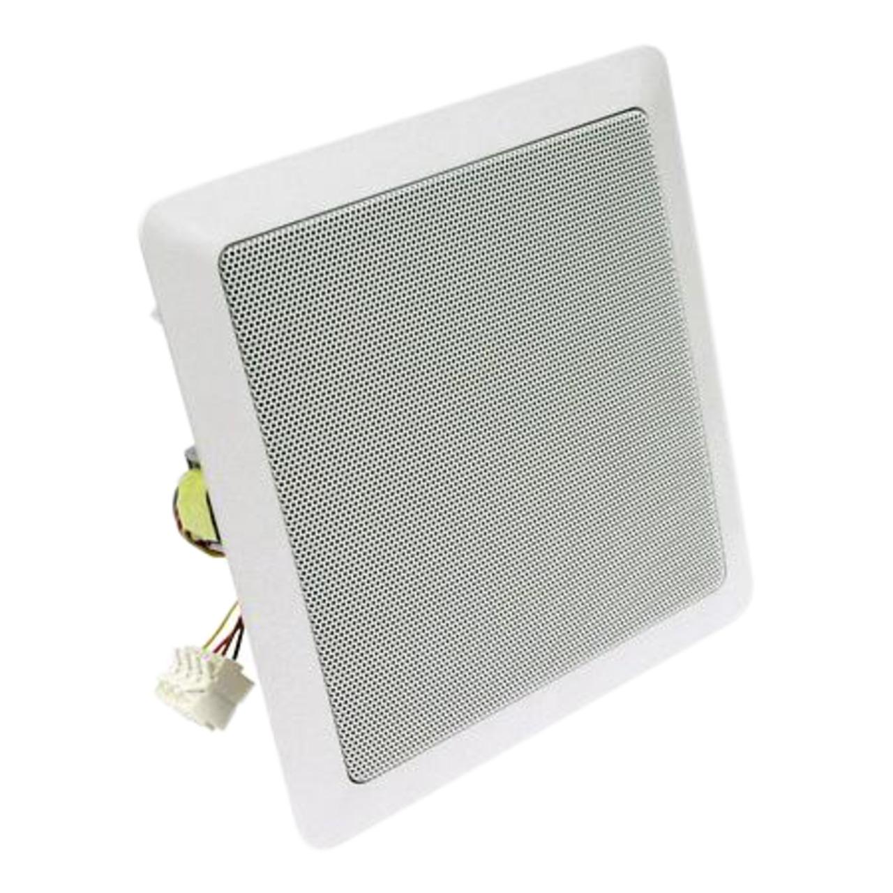 VISATON 2-Wege-Decken- und Wandeinbaulautsprecher DL 18-2 SQ 8 Ohm- 100 V