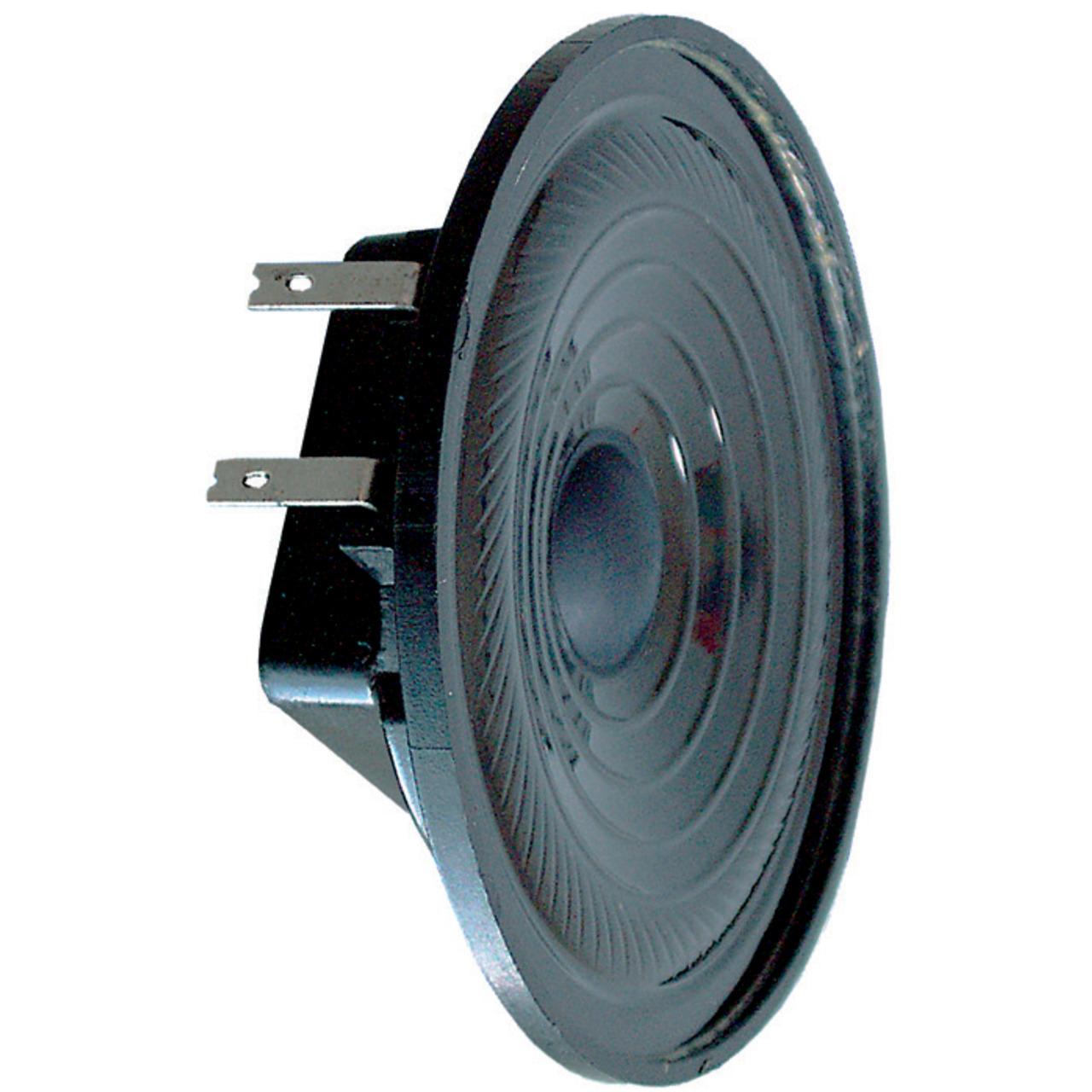 VISATON Breitbandlautsprecher mit Kunststoffkorb und Kunststoffmembran 6-4 cm- K 64 WP - 50 Ohm