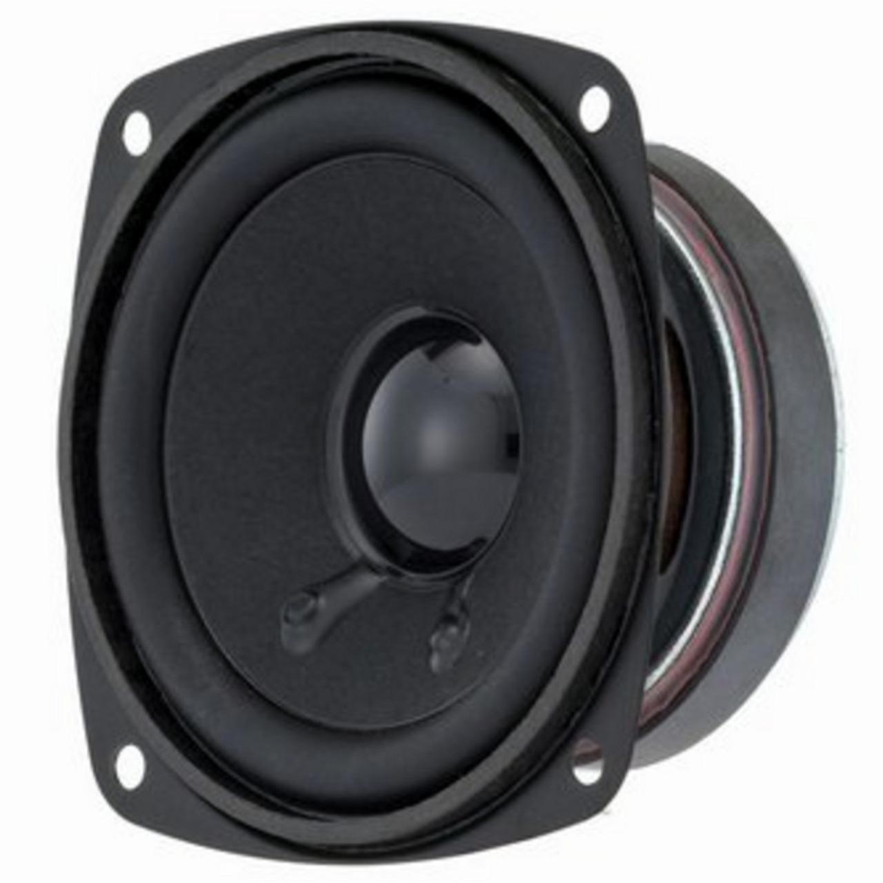 VISATON Hi-Fi-Breitbandlautsprecher- 8 cm- FRS 8- 4 Ohm