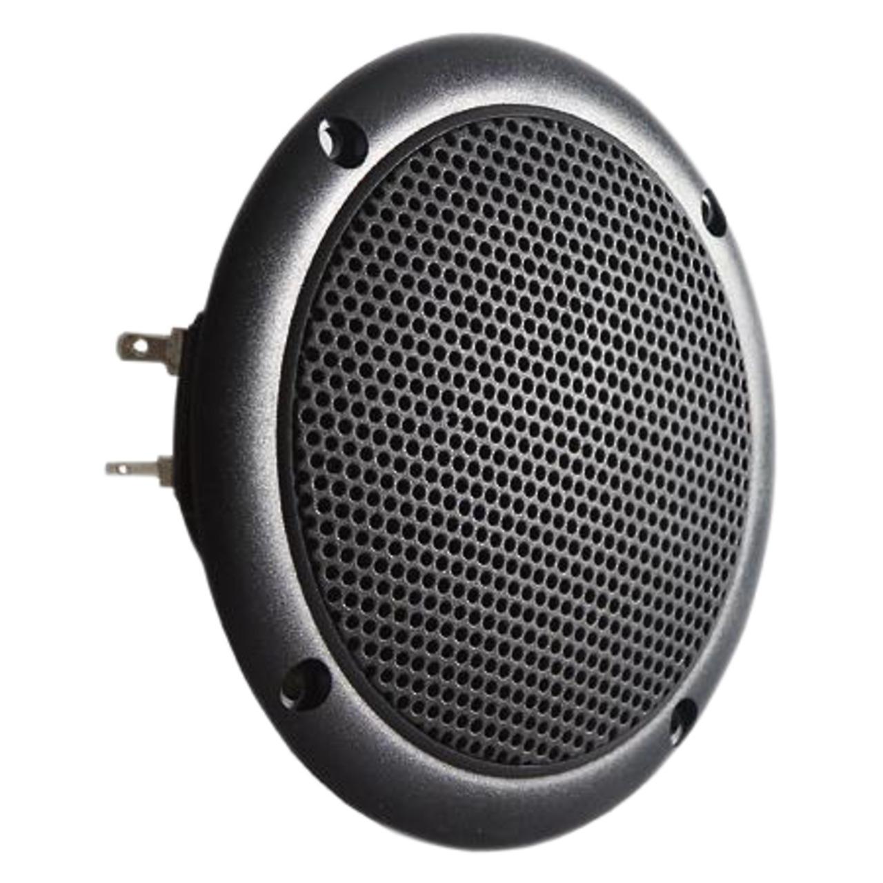 VISATON wasserfester Breitbandlautsprecher 10cm- FR 10 WP- schwarz - 4 Ohm