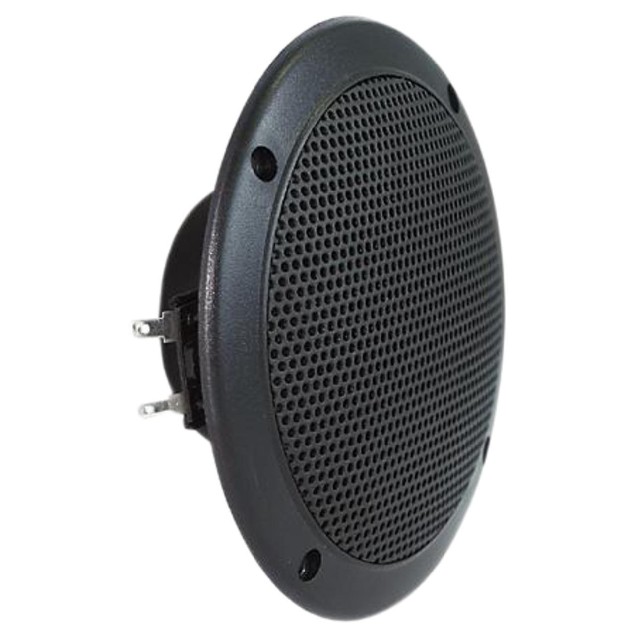 VISATON wasserfester Breitbandlautsprecher 13cm- FR 13 WP- schwarz - 4 Ohm