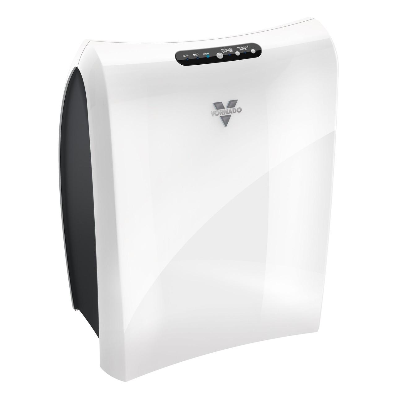 Vornado Luftreiniger AC350- HEPA14- inkl- 2 Filter- bis zu 30 m- Raumgrösse