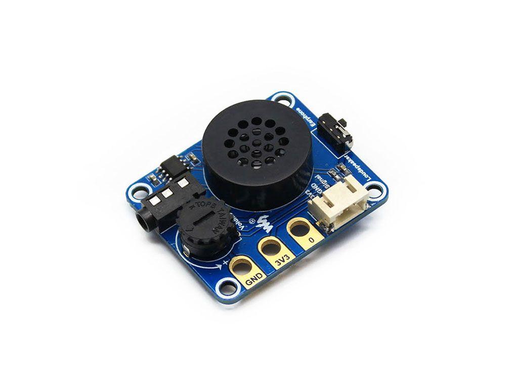Waveshare Lautsprecher-Music Player Modul für micro:bit